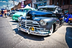 10 Images from the 2013 Invasion Car Show in Deep Ellum, Dallas, Texas
