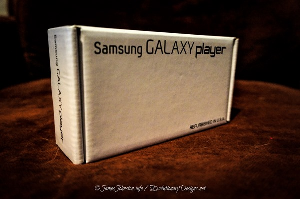 Samsung Galaxy Player 4.2 Inch