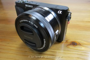 Review: Sony NEX-3NL/B Compact Interchangeable Lens Digital Camera Kit – Part 1