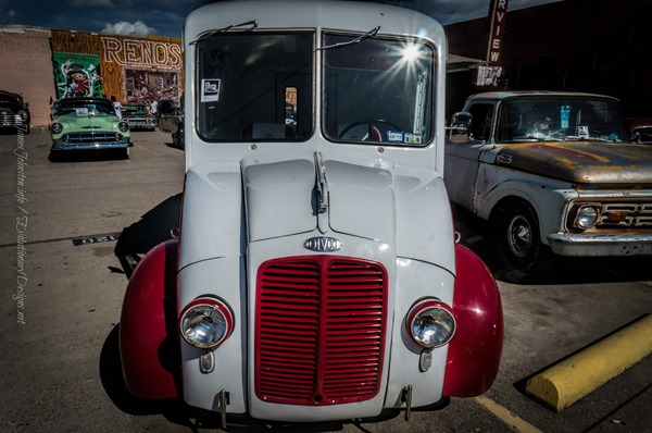 Divco Lightning Delivery Truck