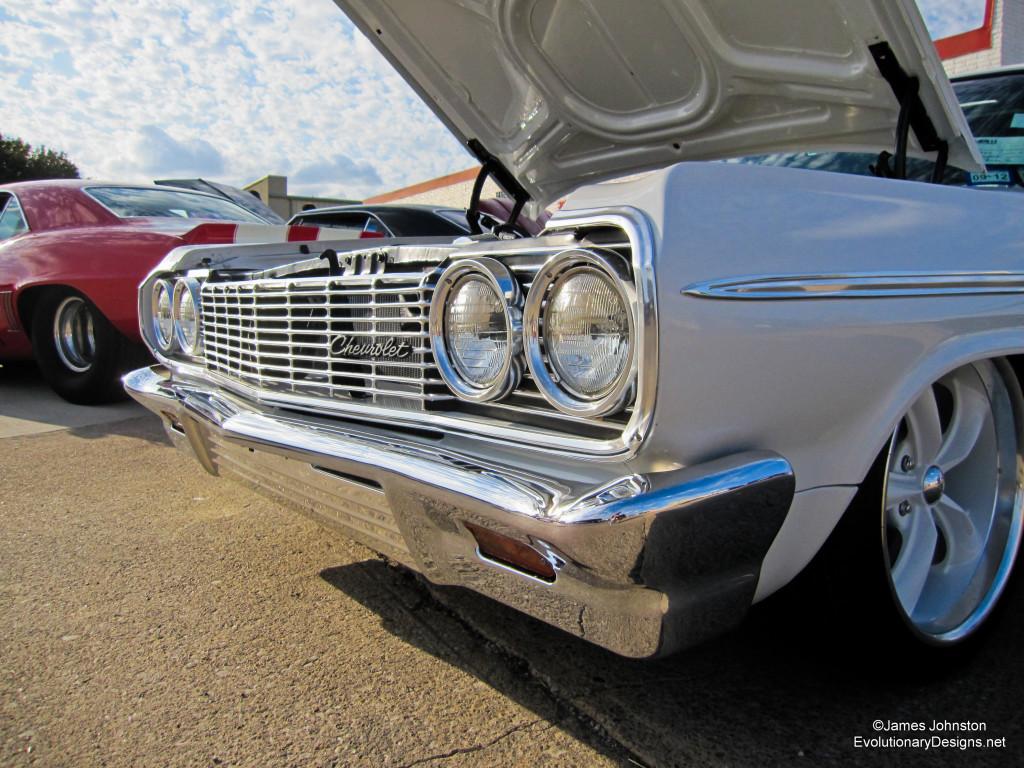 1964 Impala  Front End