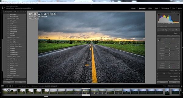 How to Turn Off Auto Show/Hide for Your Left/Right Side Panels in Adobe Lightroom
