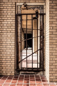 No Entry - The Abandoned Baker Hotel in Mineral Wells, Texas