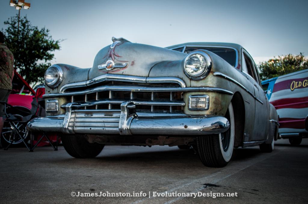 2015 Sachse, Texas Cars Under the Stars Car Show