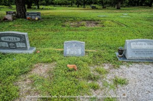 Crownover Chapel and Fairland Cemetery