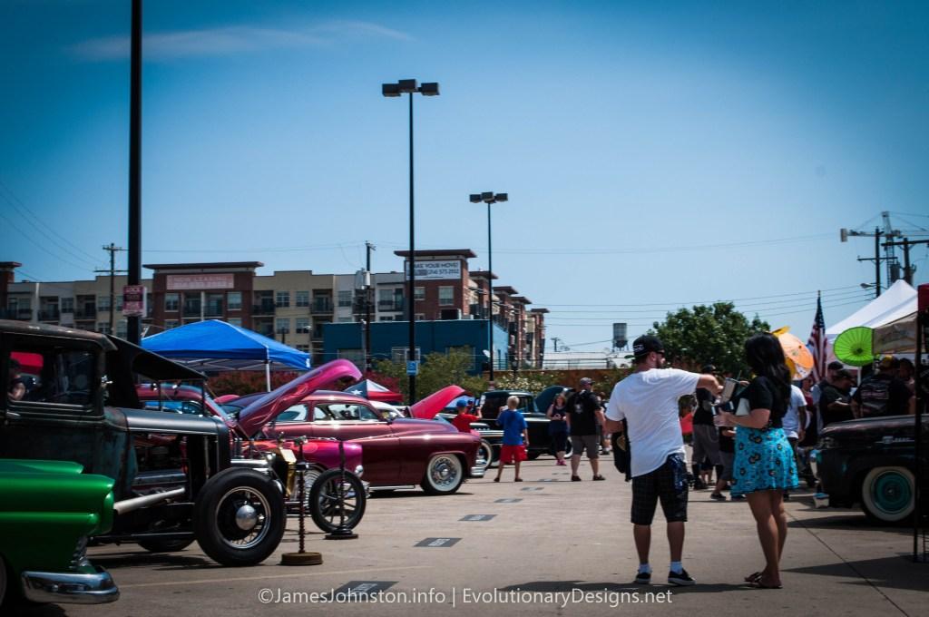 2016 Invasion Car Show