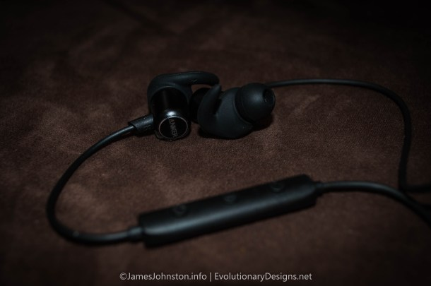 The Anker SoundBuds Slim Wireless Headphones