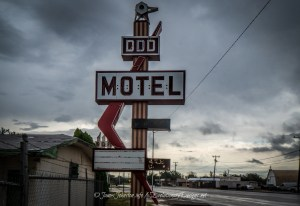 Random Picture of the Week #36: Triple DDD Motel in Wichita Falls, Texas
