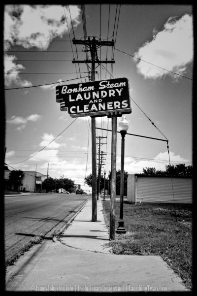 Bonham Steam Laundry and Cleaners