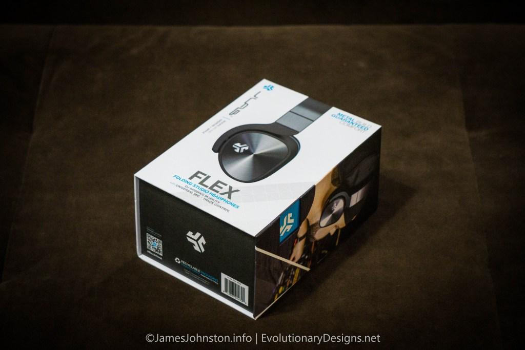 JLab Audio Flex Folding Studio Headphones