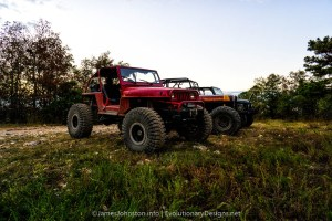 A Weekend at Hot Springs Off Road Park