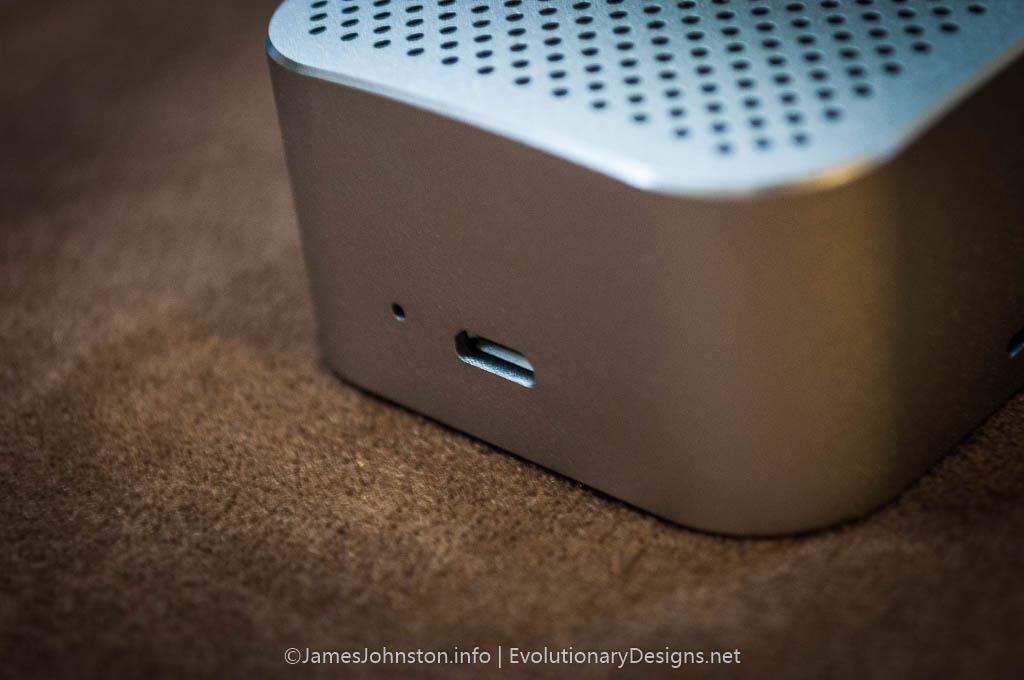Anker SoundCore Nano Bluetooth Speaker - Micro-USB Port
