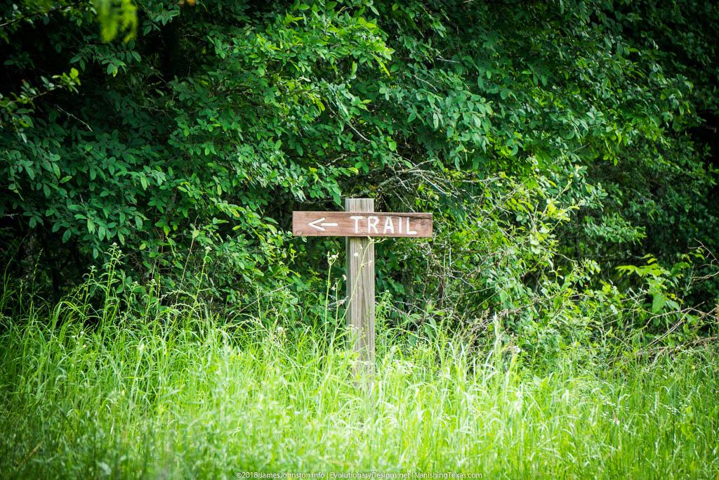 Crow Hill Trail – Hagerman National Wildlife Refuge – Trail Head Sign