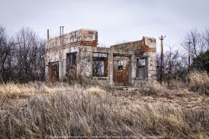 The Old Abandoned Canty Bus Stop Revisited