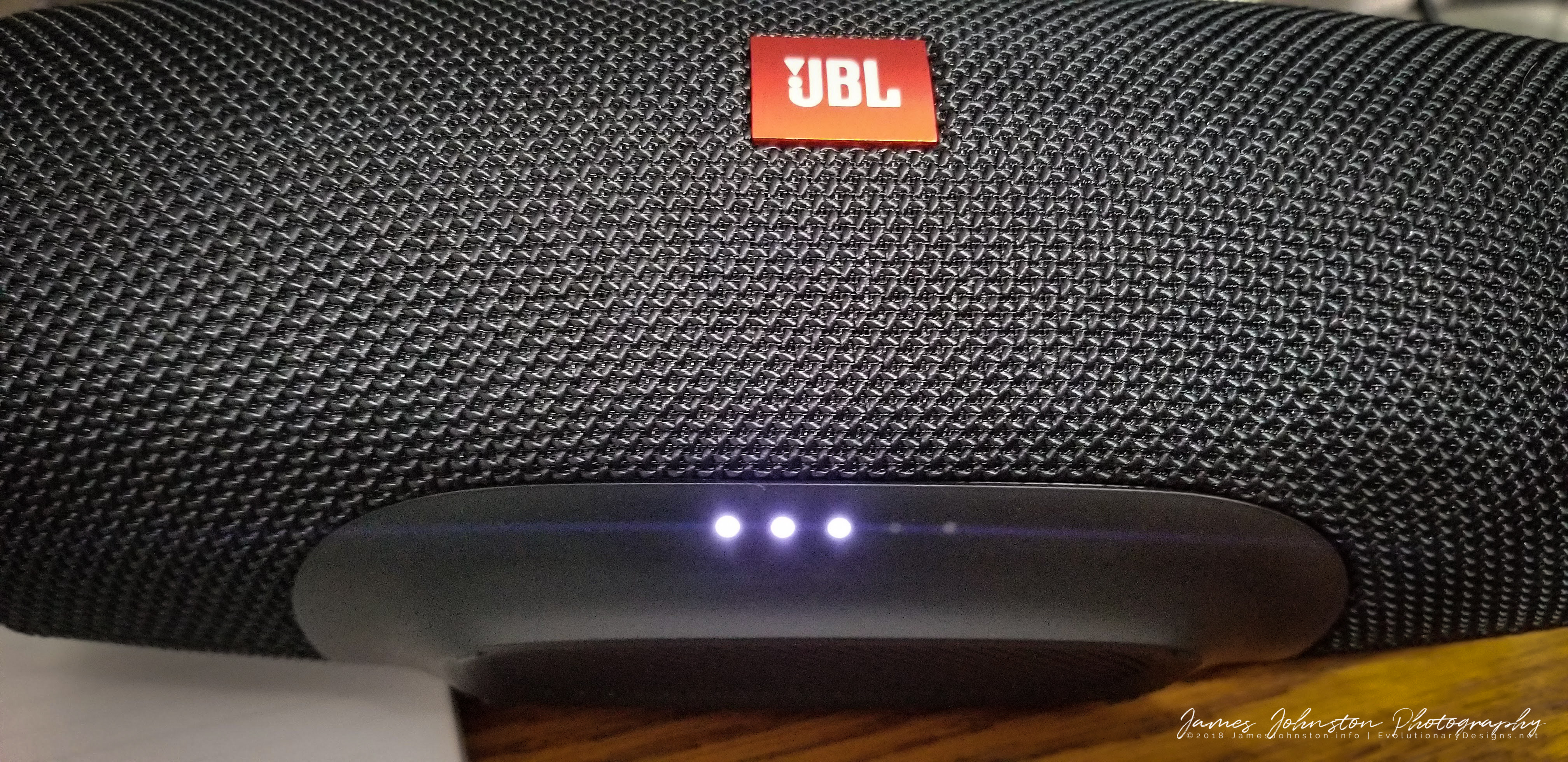 Review: JBL Charge 4 - James Johnston