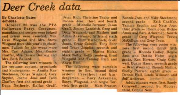 1979-11-01 (Tazewell County News) PTA Halloween Party