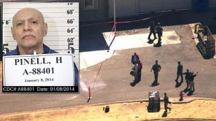 Hugo Pinell Crime scene via abc30.com