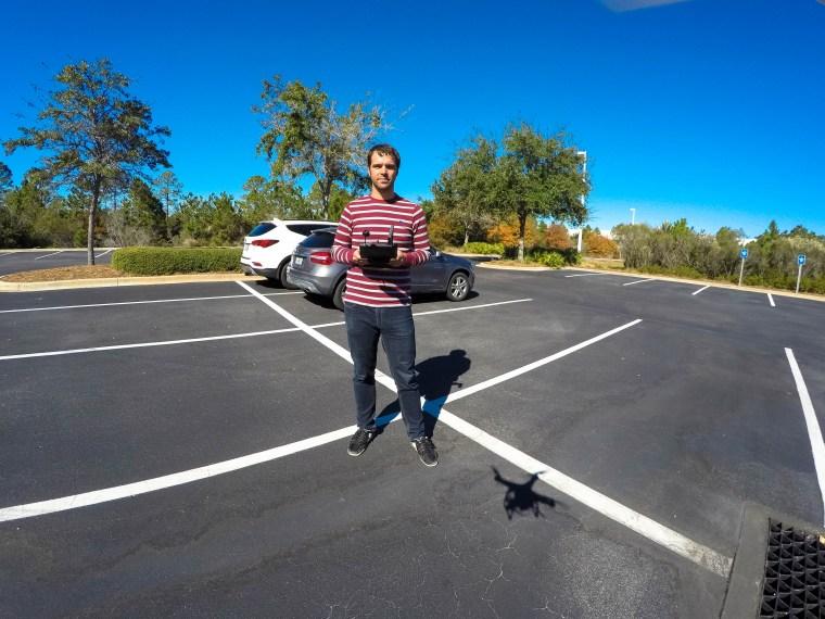 Software developer, website developer and entrepreneur, James Lopez.