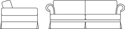 Manhatton Sofa