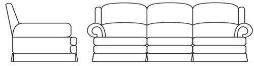Waterford Sofa