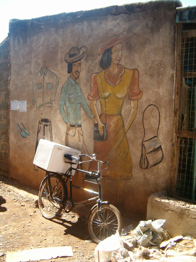 Bike Kenya, photo credit: cherylmob
