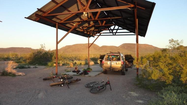 Emery Henderson Trailhead, Black Canyon Trail, Arizona