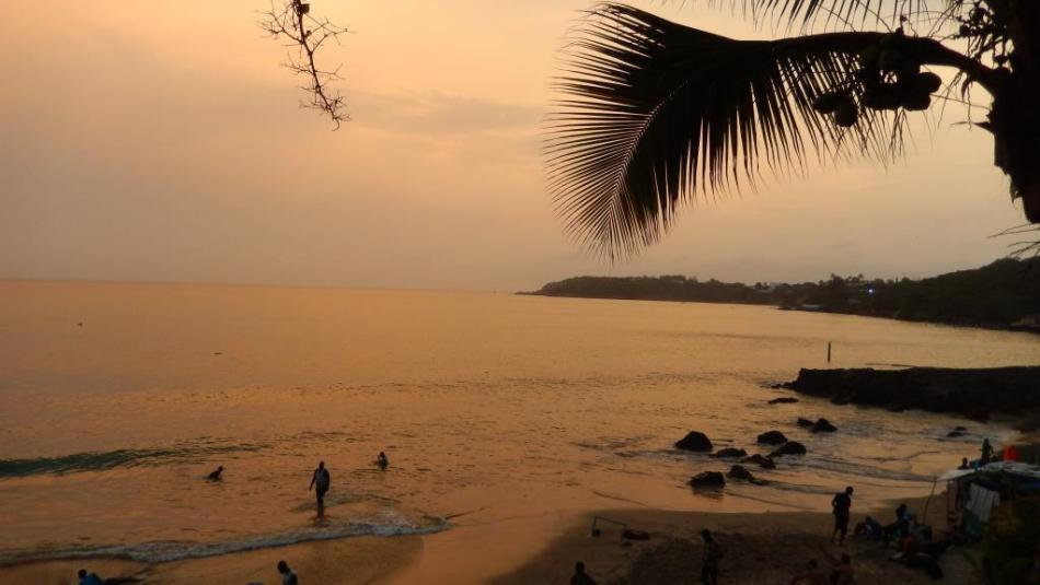 Dakar Evening