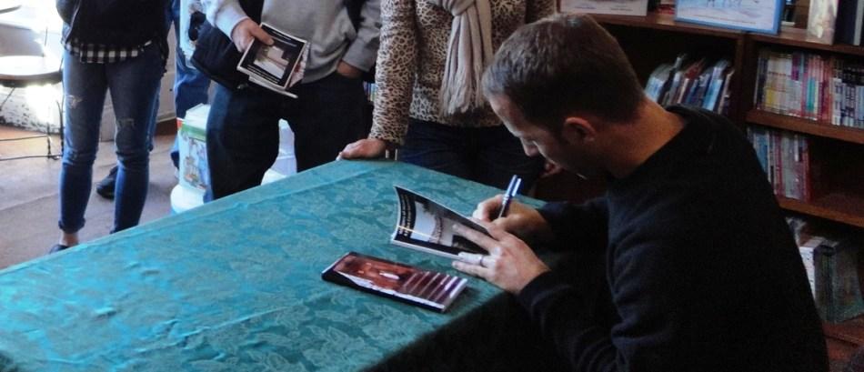 murren book signing
