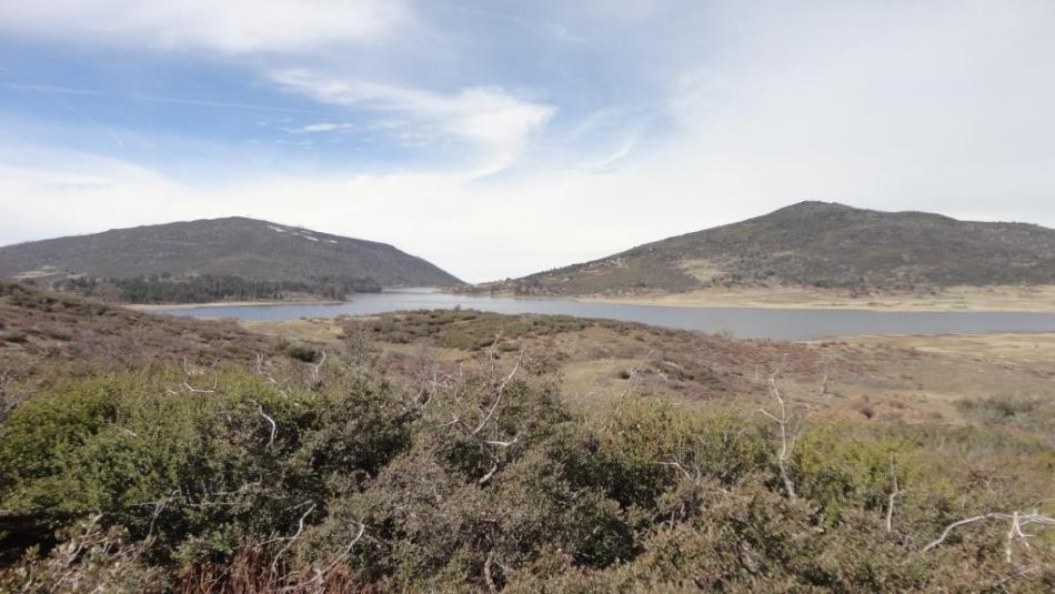lake cuyamaca, san diego