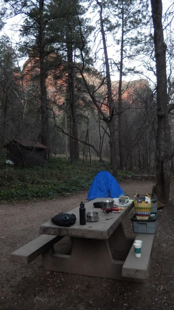 manzanita campground sedona arizona