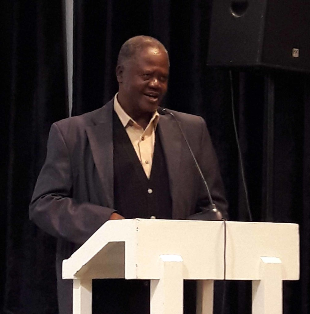 Prof Chris Wanjala