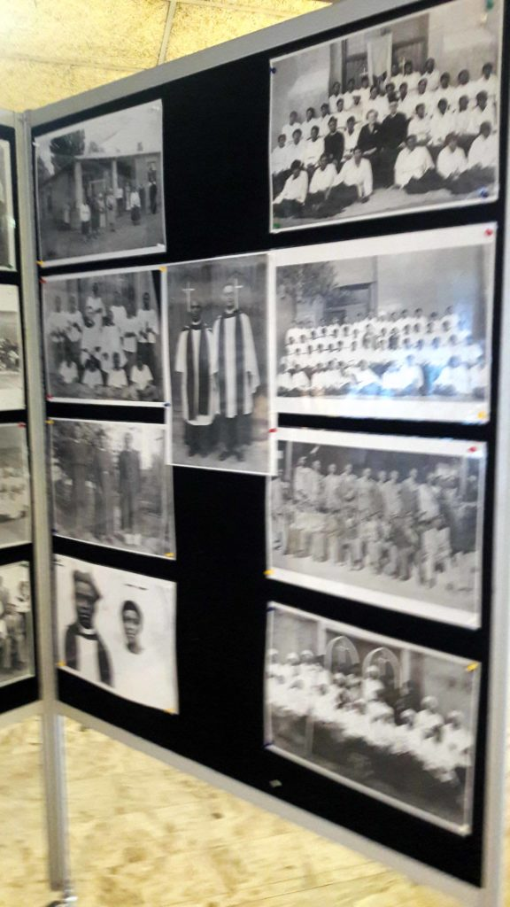 An exhibition of the history of Tlokwe