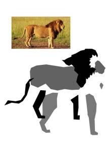 concrete-lion