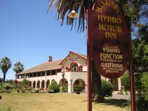 Hydro Hotel in Leeton