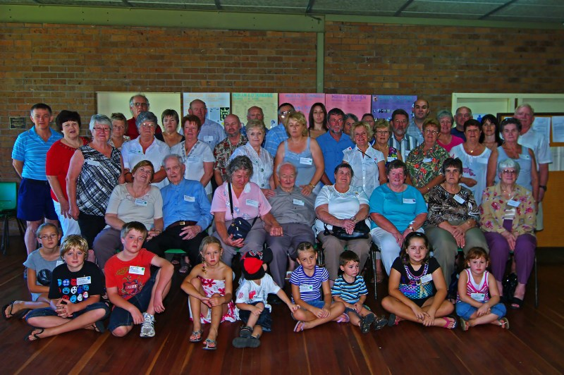 O'Brien Reunion Photograph 1