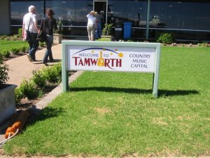 Tamworth Airport