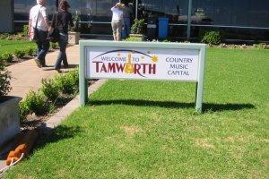 Tamworth Airport