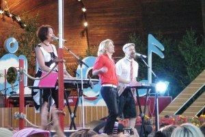 BWO perform at Allsang pa Skansen