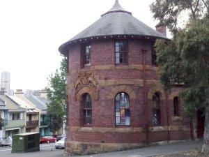 Darlinghurst Police Station