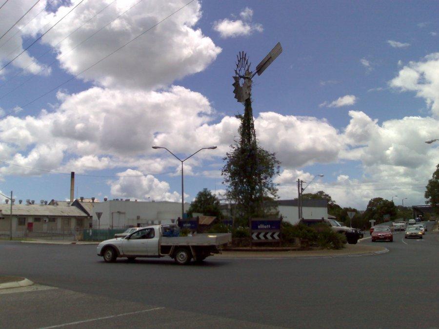 Lismore Roundabout