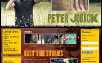 Peter Joback Website