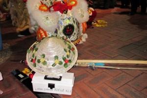 LIon dance repair kit