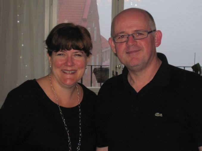Meeting Sandra in Sweden