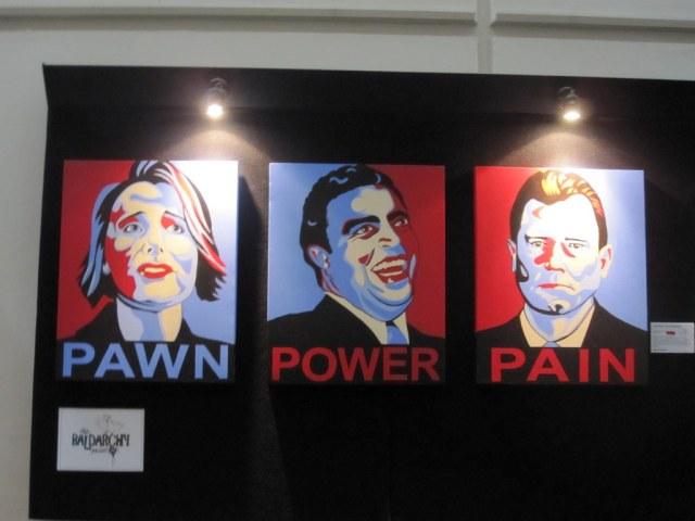 Obama inspired coverage of NSW politics
