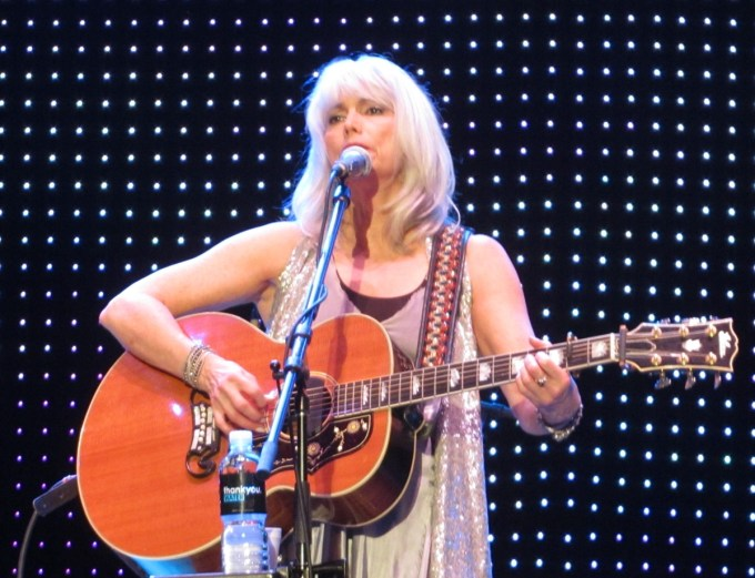 Emmylou Harris at Sydney Festival Opening Night