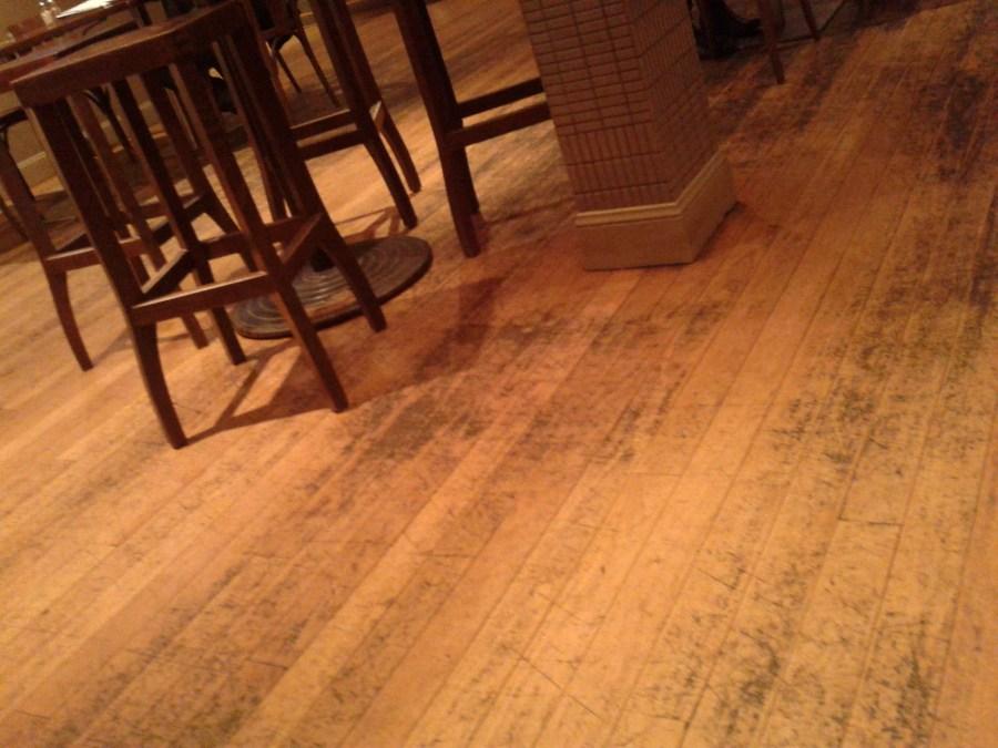 Pub Floor
