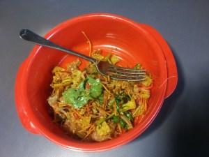 Lunar NY special dish, Yee Sang