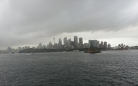 View of Sydney from the Manly Ferry