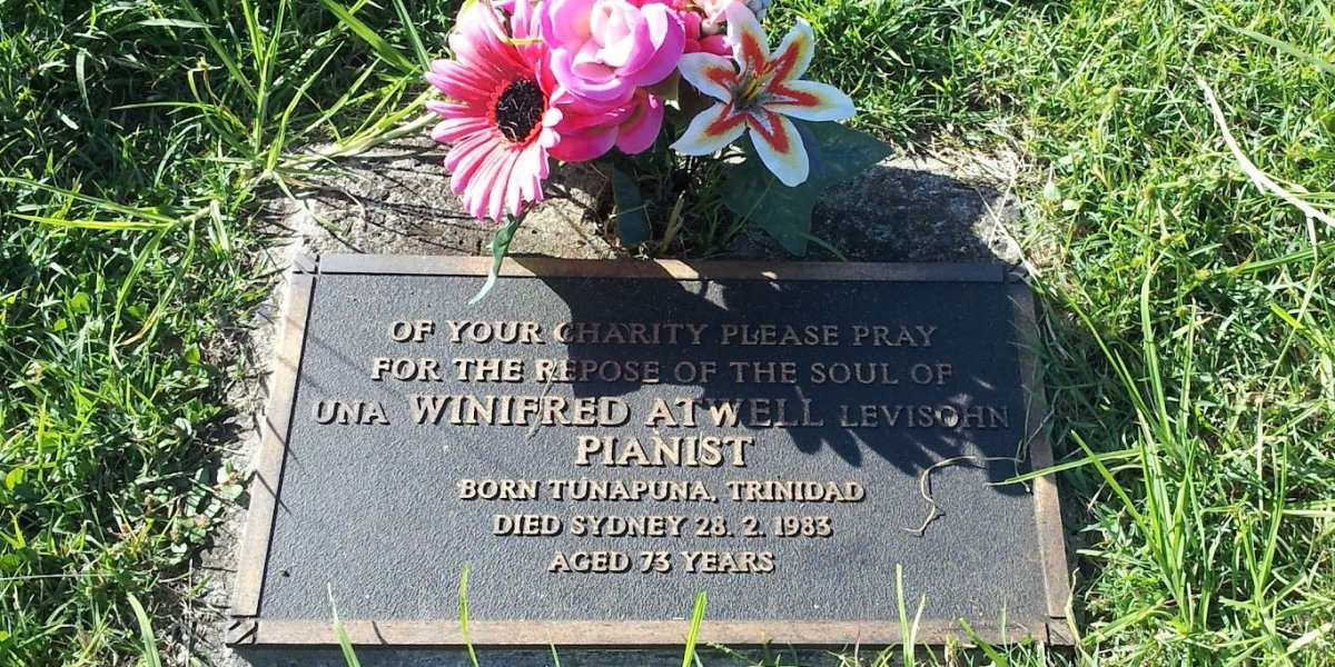 Winifred Atwell's Grave