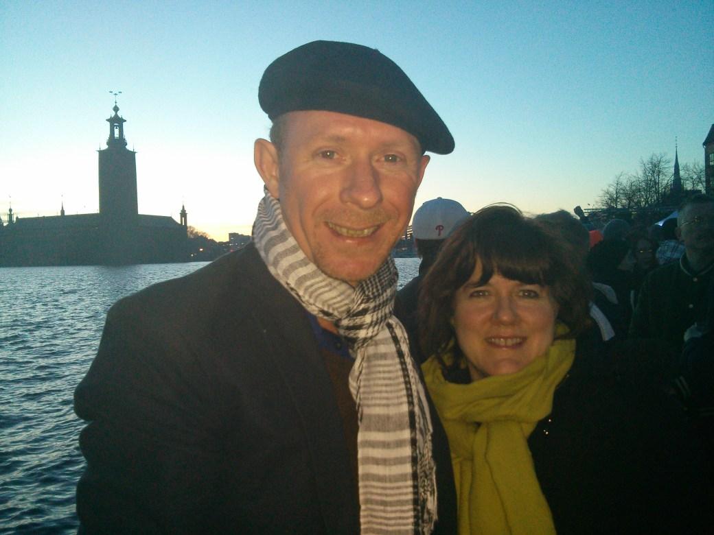 Robert and Sandra